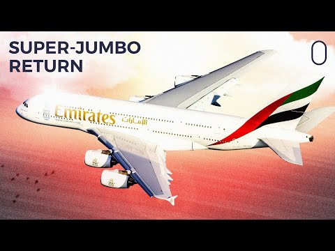 Return Of The Giant: Emirates Will Fly The A380 To 18 Cities This Summer