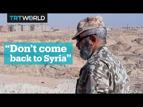 Syrian general warns refugees not to return