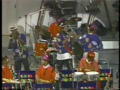 Sun Ra - Sound Of Joy (Live Under The Sky Festival 1988)