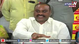 Atcham Naidu Challenges YS Jagan For A Debate