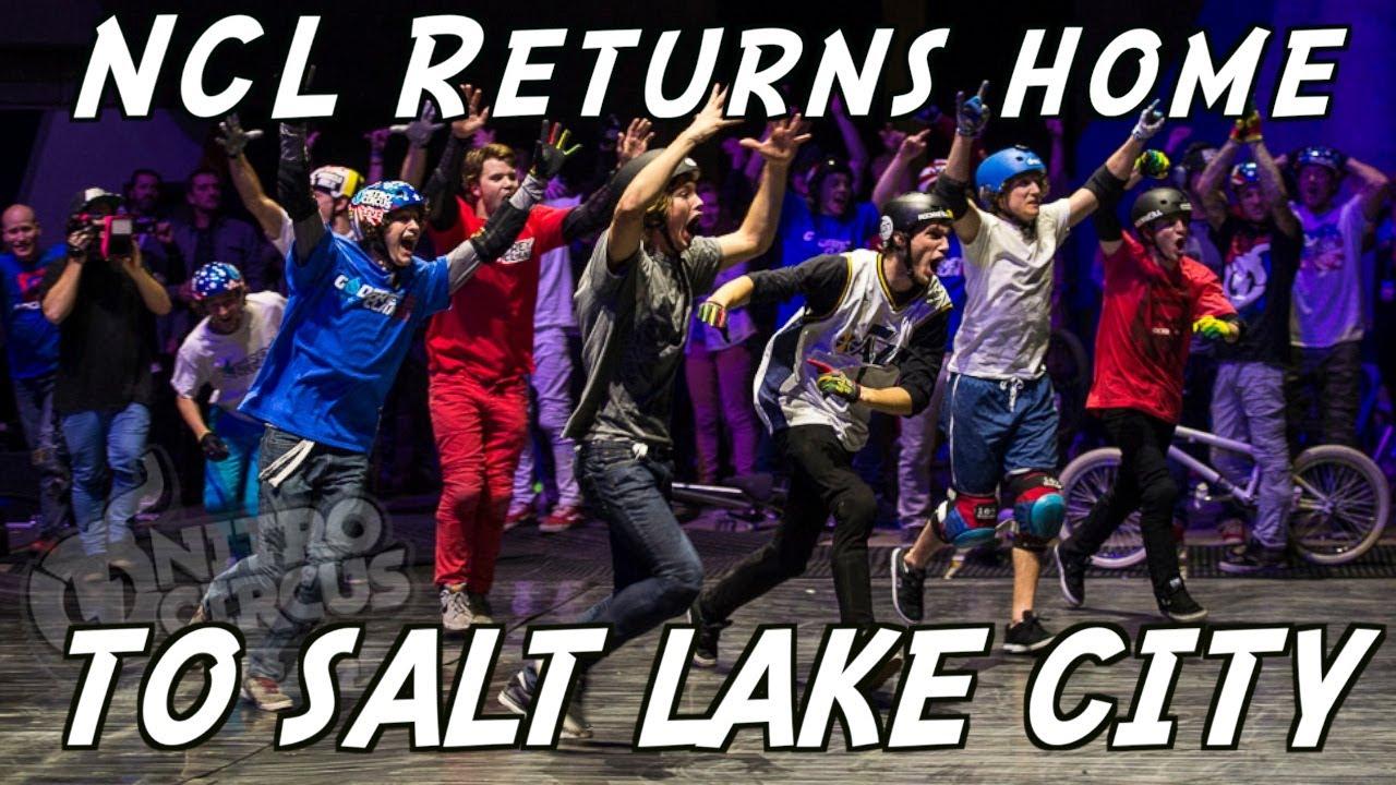 godfrey clan returns home to salt lake city for greatest ever nitro show youtube. Black Bedroom Furniture Sets. Home Design Ideas