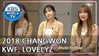 2018 CHANGWON K-POP WORLD FESTIVAL   2018 창원 케이팝 월드 페스티벌 [LOVELYZ]