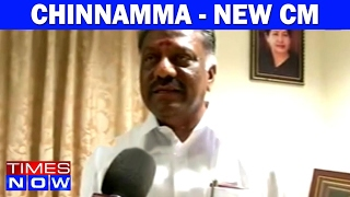 'I Am The Chief Minister Of Tamil Nadu' Says O Panneerselvam | Exclusive