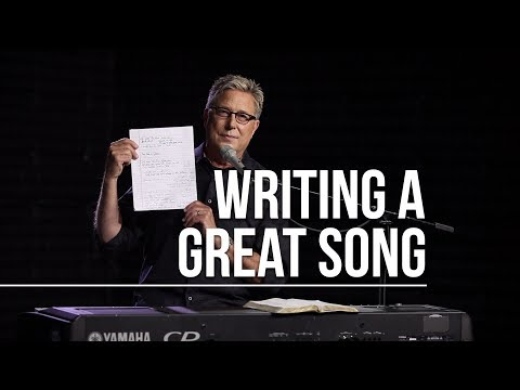 How to Write a Great Song | Songwriting Workshop