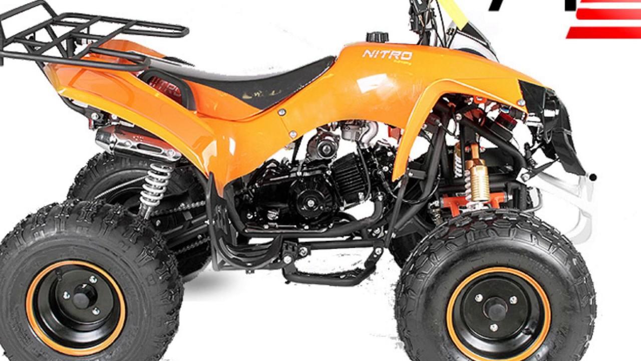 d0098519f0c Quad 125cc Warrior - YouTube