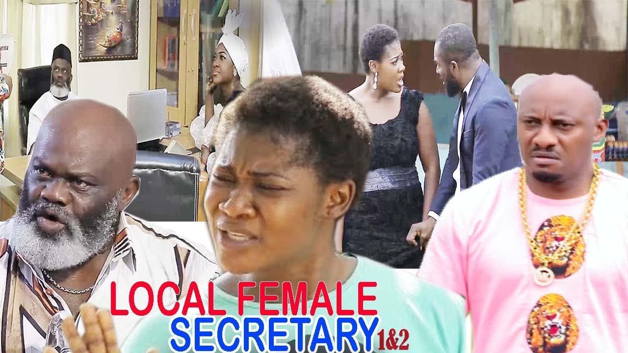 Download LOCAL FEMALE SECRETARY 1&2- [NEW MOVIE] MERCY JOHNSON LATEST NIGERIAN MOVIE
