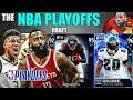 THE 2019 NBA PLAYOFFS DRAFT! Madden 19 Draft Champions Gameplay
