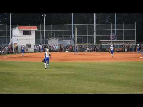 Byrnes Softball @ Stratford Game 2 - Final Moments