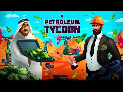 Oil Tycoon: Gas Idle Factory, Life simulator miner 1
