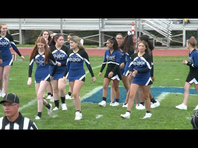 Mashpee Cheerleaders