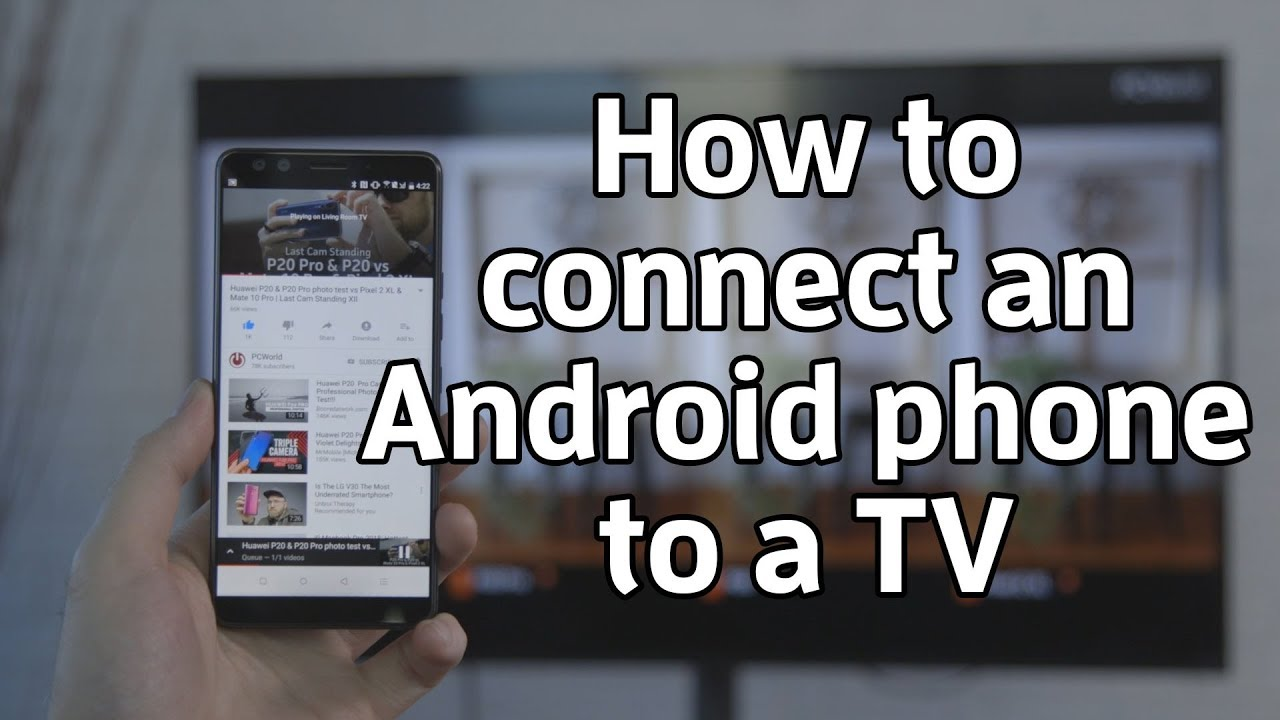 wallpapers Play What's On Phone To Tv how to connect an android phone to a tv