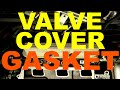 change VALVE COVER gasket replacement - GM 3800 series II  - 3.8 L engine cars