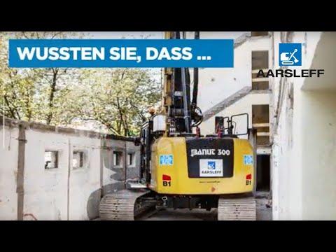 Q&A Aarsleff Grundbau: Wussten Sie, Dass...?