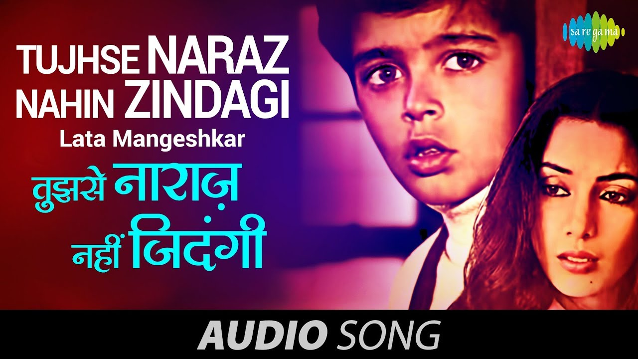 tujhse naraz nahi zindagi video download free