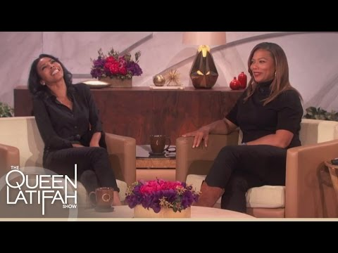Khandi Alexander Sits Down With Her Co-Star Queen Latifah