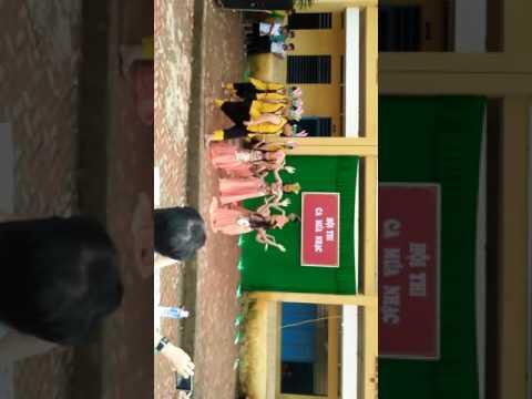 Dong mau lac hong 7a1 - GVCN Ho Nhu Hien
