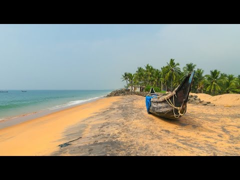 Snehatheeram beach in Thrissur, Kerala - Travel Destination Trip365.in