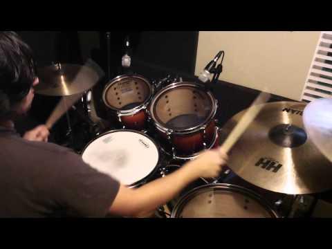Derrama de tu fuego-Marcos Witt (drums-bateria)