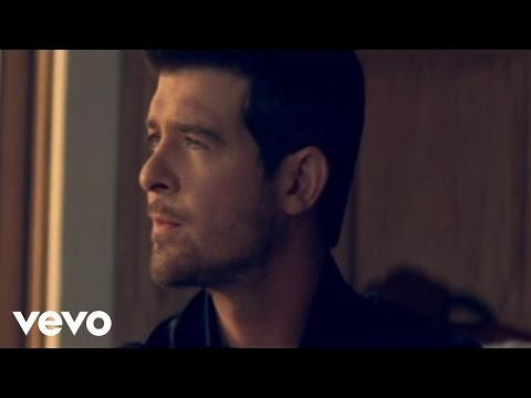 Robin Thicke Playlist