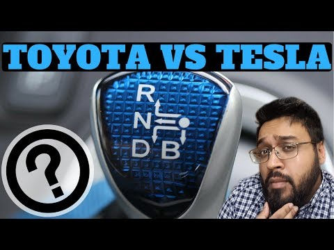 Electric Cars: Toyota's Future Plans! (2018)