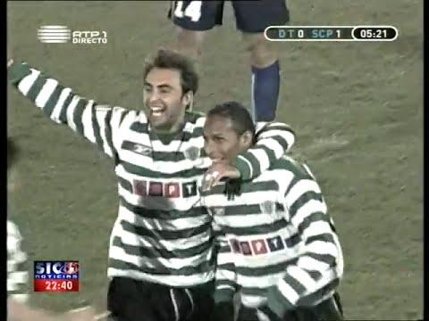 Dinamo Tbillisi - 0 x Sporting - 4 de 2004/2005 Uefa fase grupos D