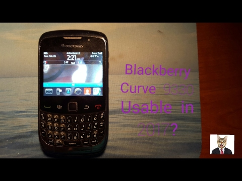 Blackberry Curve 9330 Is it Still Usable in 2017?