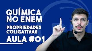 Propriedade Coligativa #01 - Química no Enem 2019