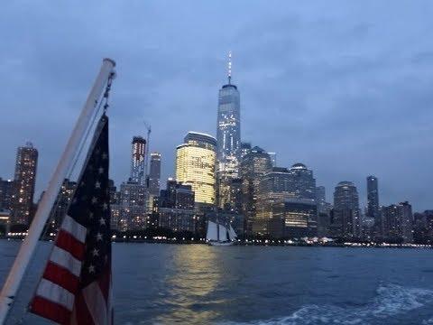 New York City, USA - Manhattan Evening Cruise