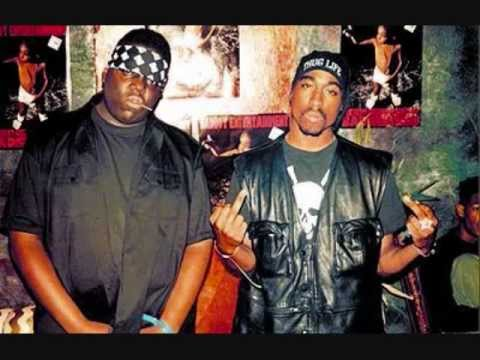 Tupac ANd the notorious big