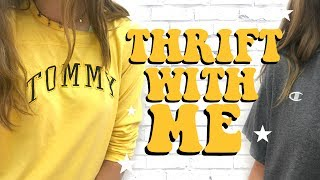 COME THRIFTING WITH ME! (EP. 3)