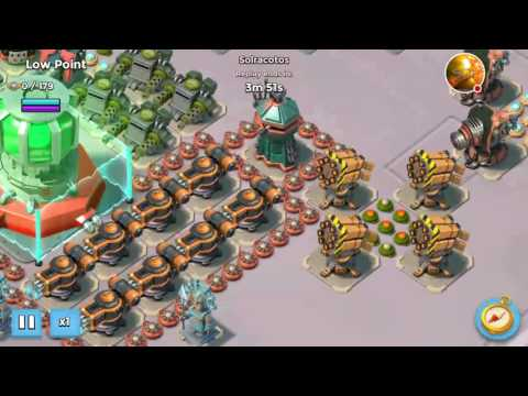 Operation Choke Point in 18 attacks |  AnninetForces5 | Boom Beach