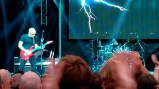 Joe Satriani - Thunder High On The Mountain @ Barba Negra Track