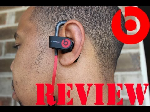 4cab54311d2 PowerBeats 2 Wireless Review - YouTube