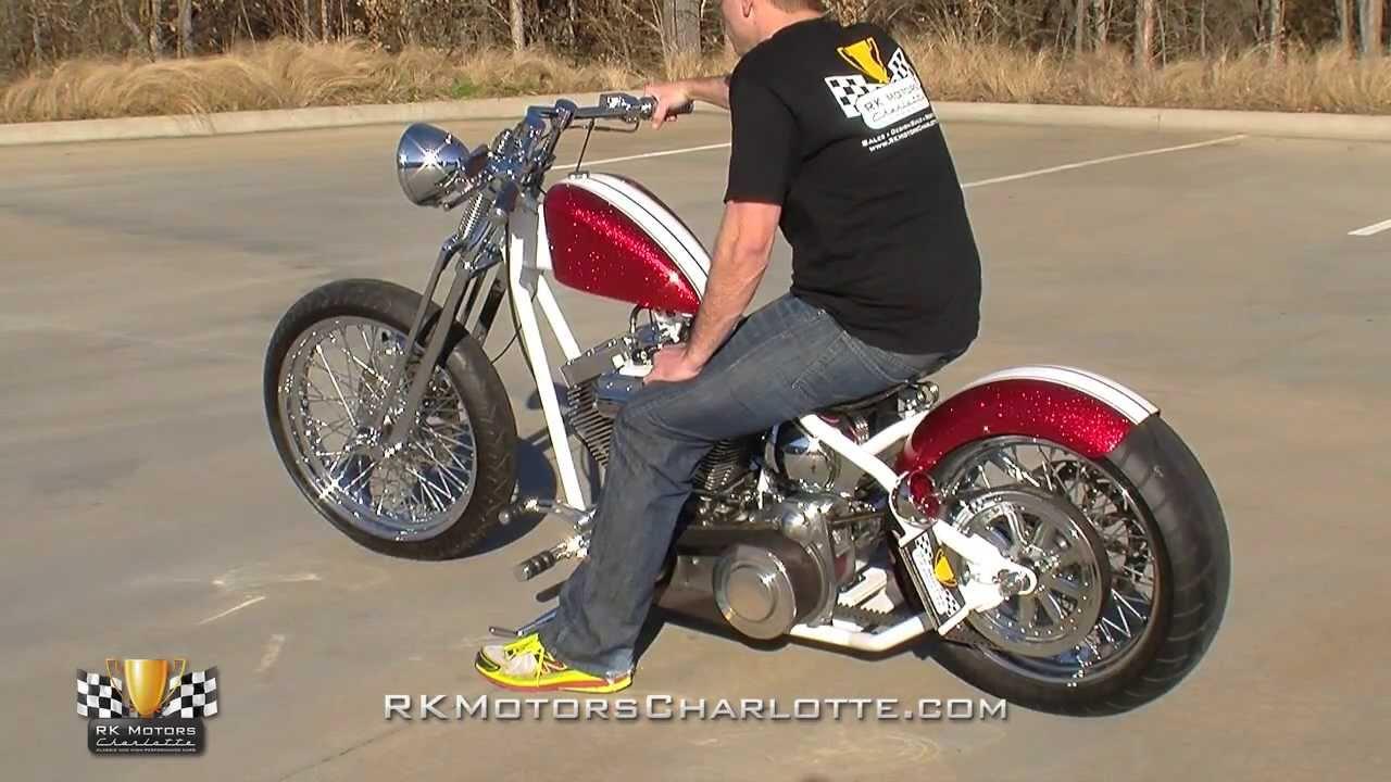 134084 / 2011 PB Choppers Custom Bobber
