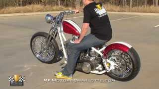 134084 / 2011 PB Choppers Custom Bobber