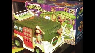 25th Anniversary Turtle Party Wagon (Shell #1)