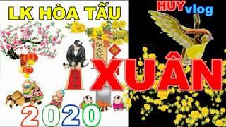 Nhạc Hòa Tấu LK Xuân 2020