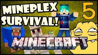 Minecraft Mineplex Survival Game Un Dito Rotto Part 5 Di 7