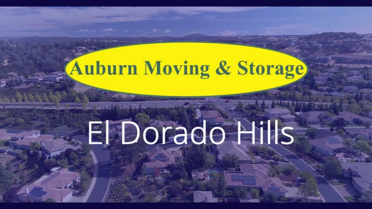 El Dorado Hills Movers   Auburn Moving U0026 Storage