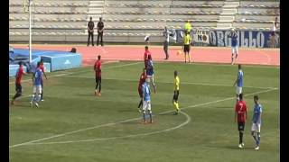 San Fernando 0  - Melilla 0 (02-10-16)