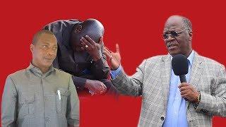 Chozi la Mkurugenzi baada ya Mbunge wa Chadema kumchongea kwa JPM