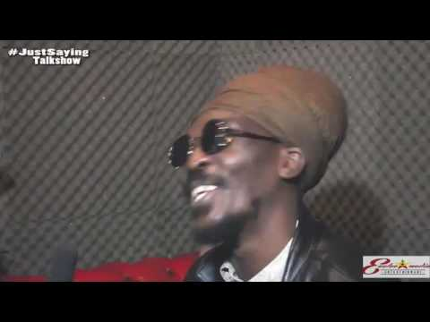 ANTHONY B iNTERVIEW WITH CANDY G LBHMG TV