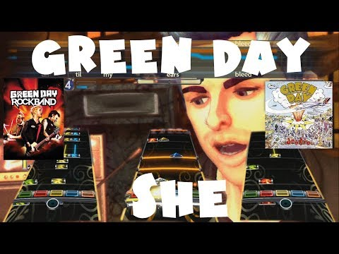 Green Day - She - Green Day Rock Band Expert Full Band