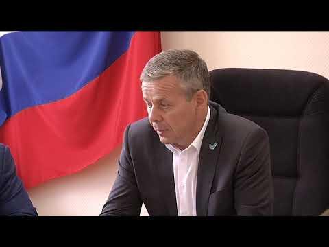 Обсудили острые проблемы. Глава Курска встретился с представителями ОНФ