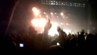 Rise Against - Encore 2: Savior - 5th Nov 2011 - Manchester Apollo