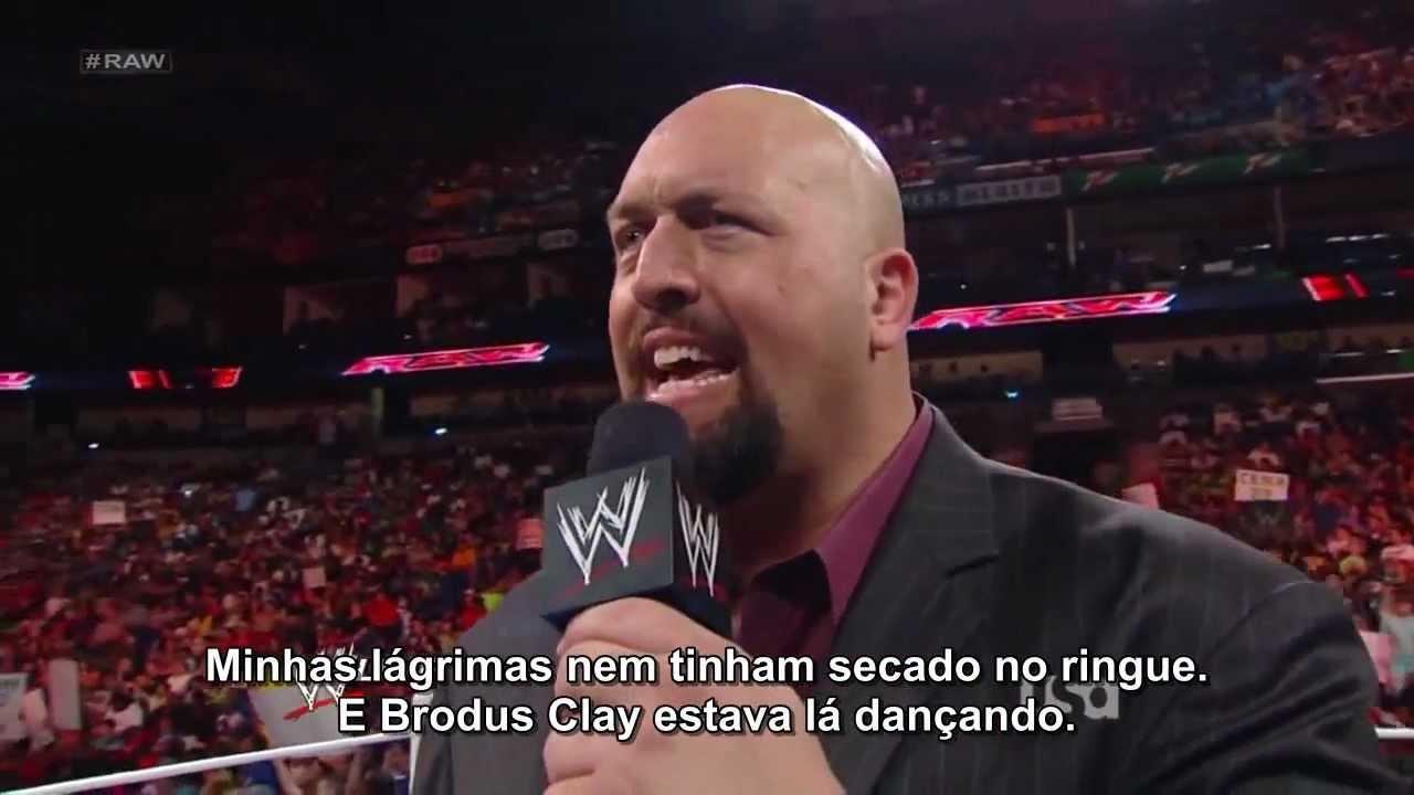 WWE RAW 28/05/2012 - Parte 1 - HDTV - Legendado