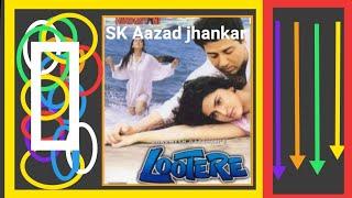 Main Teri Rani Tu Raja((((SK Aazad jhankar)))) Kumar Sanu Alka Yagnik)))) lootere 1993