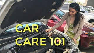 Tips 4 Teens - Basic Car Maintenance Advice w/ Special Guest Mr. Andy