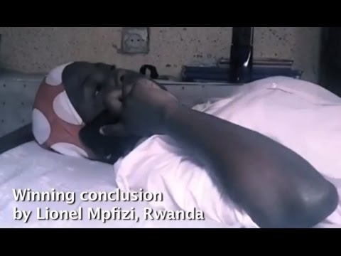 Global Dialogues Living with HIV Video Challenge, winning video from Rwanda from YouTube · Duration:  2 minutes 46 seconds