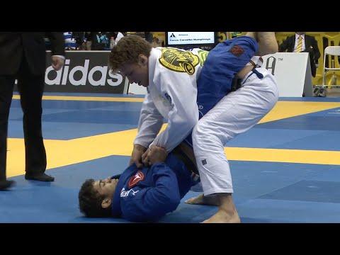 Clark Gracie VS Otavio Sousa / Pan Championship 2013